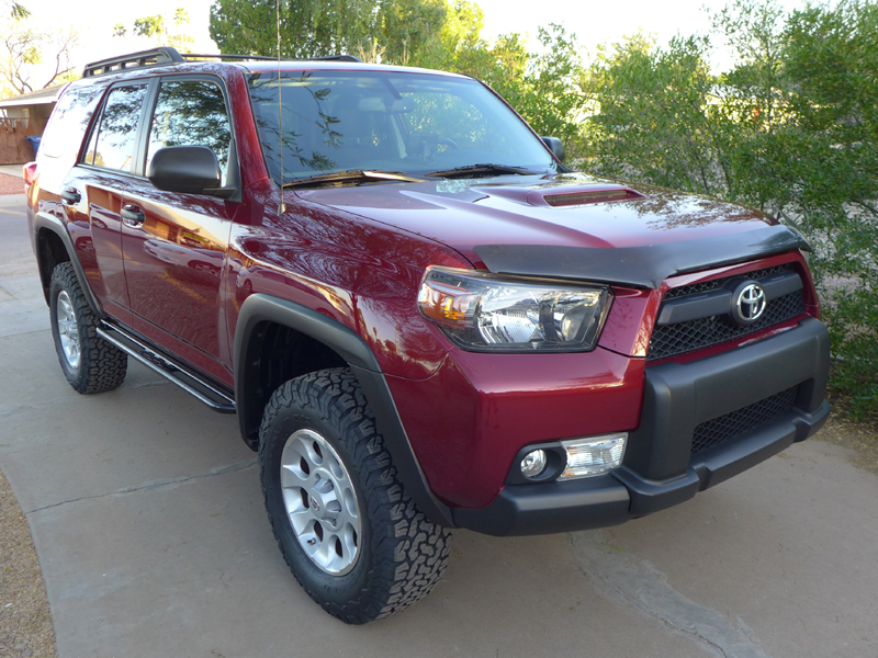 Sonoran Steel TRD/Bilstein 5th Gen 4Runner KDSS Lift Kit