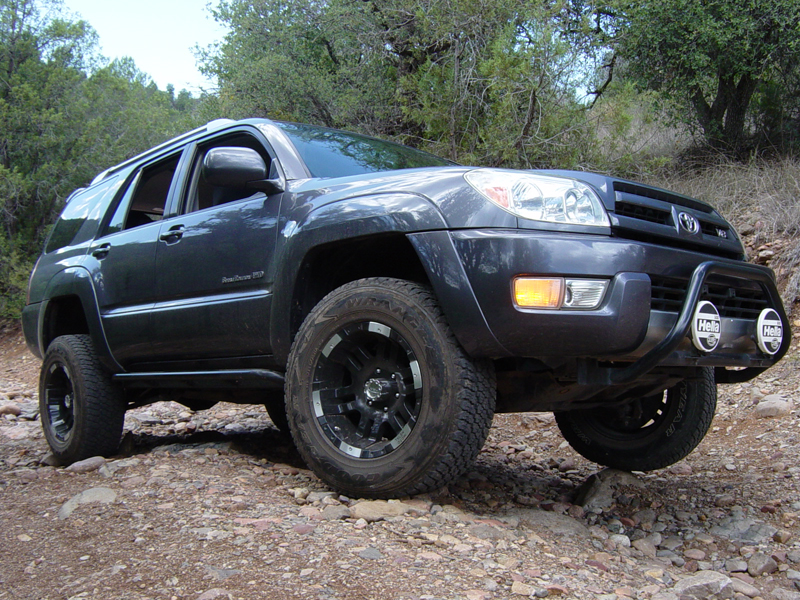 Sonoran Steel TRD/Bilstein 4th Gen 4Runner/FJC Lift Kit [03